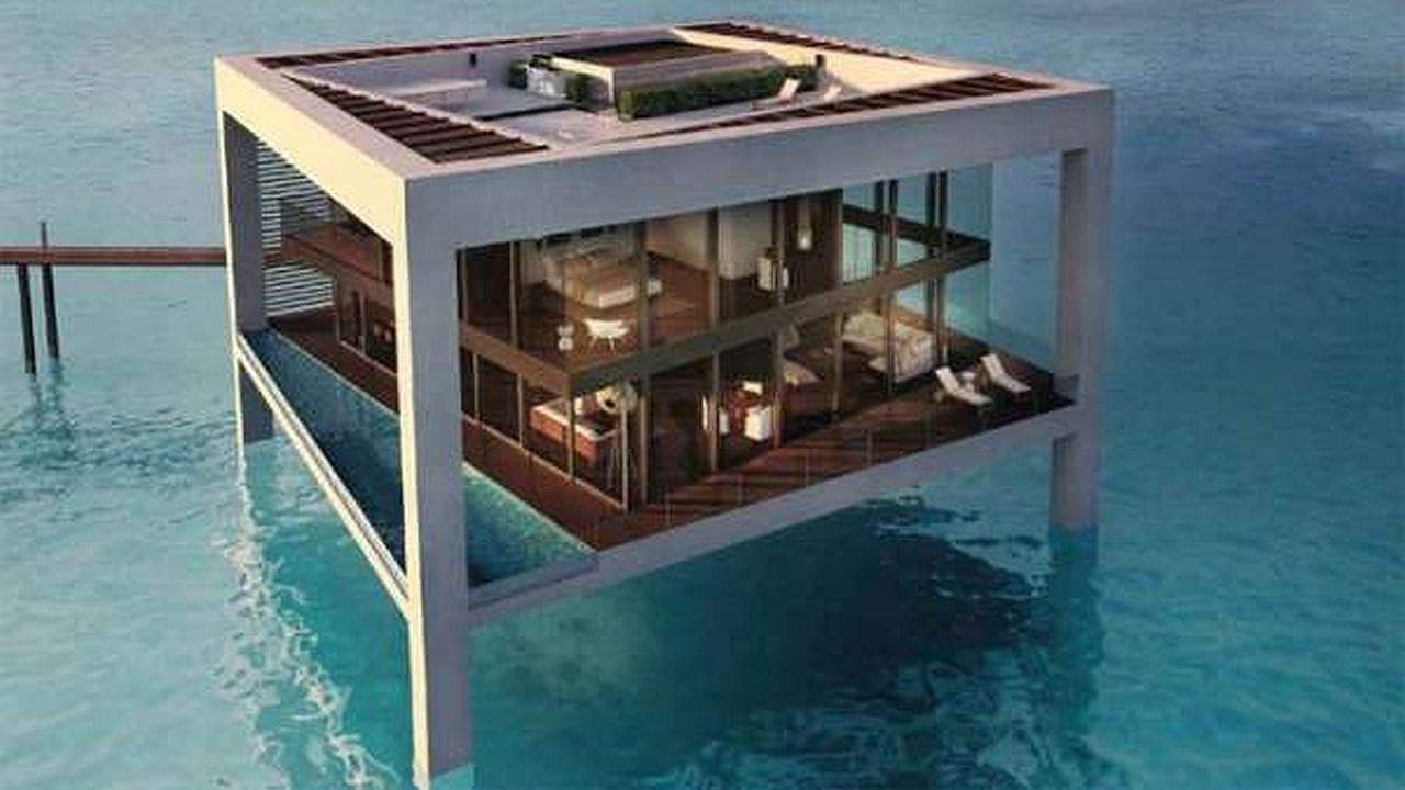 Nurai, una isla exclusiva solo para millonarios