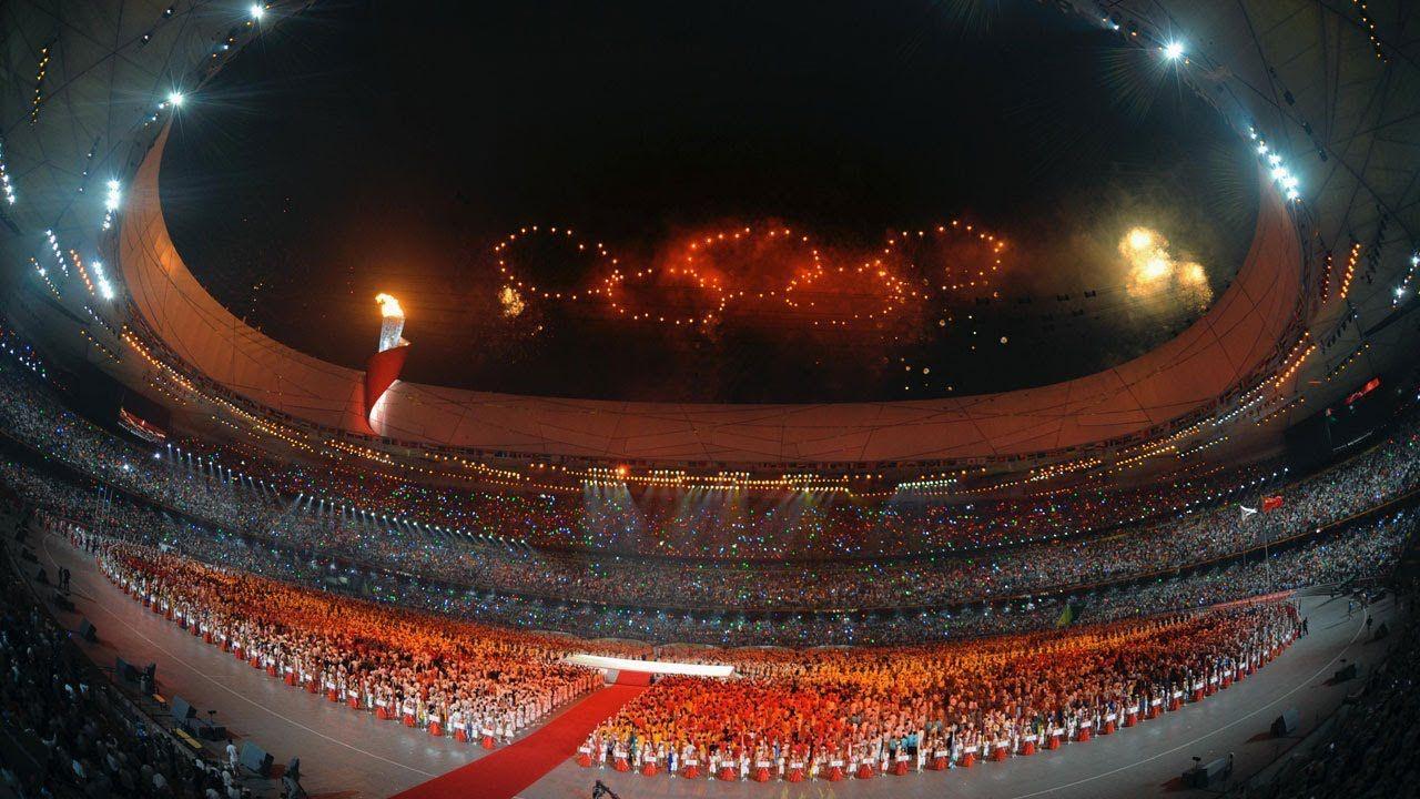 Oro olimpico para China