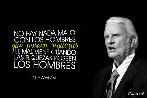 Personaje Destacado - Billy Graham