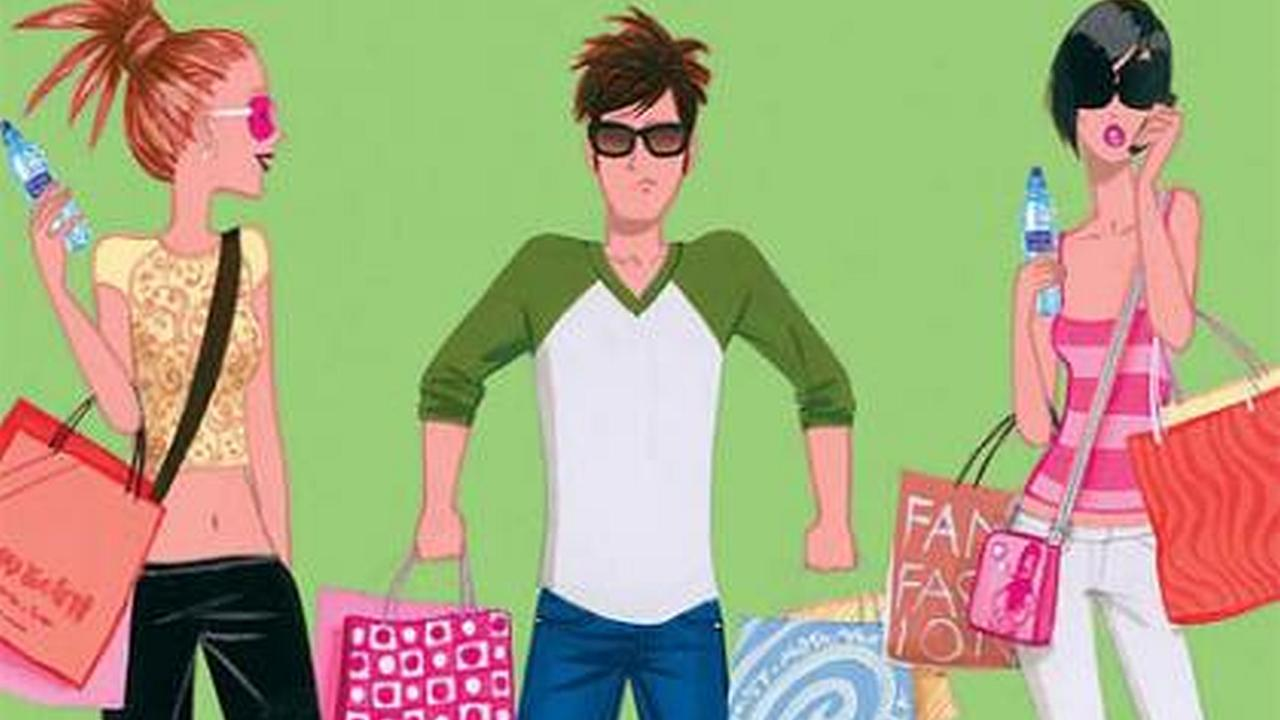 ¿Por qué a los hombres no nos gusta ir de compras con las mujeres?