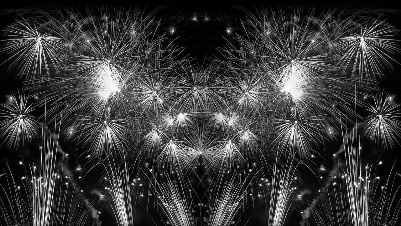 Receta para un excelente año nuevo