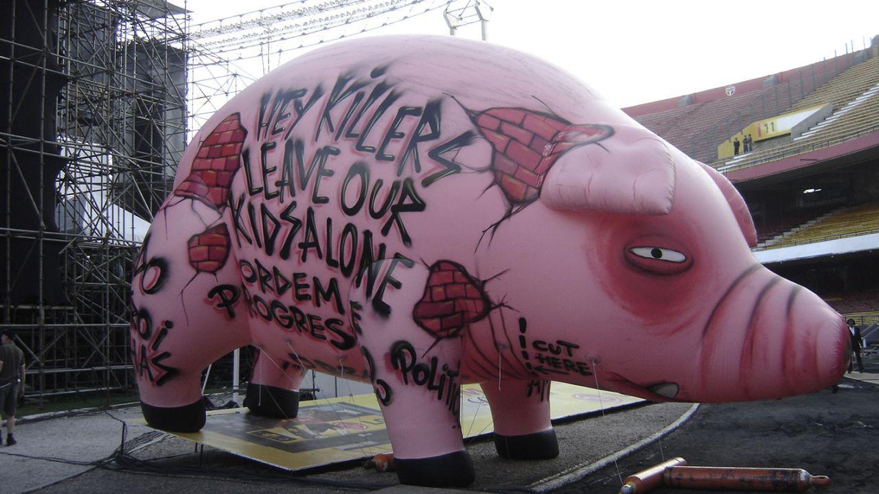 Recompensa por cerdo de Roger Waters