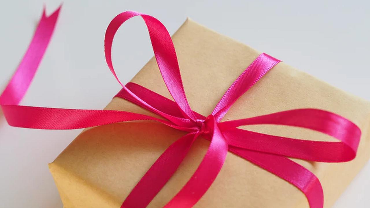 El regalo mejor empacado