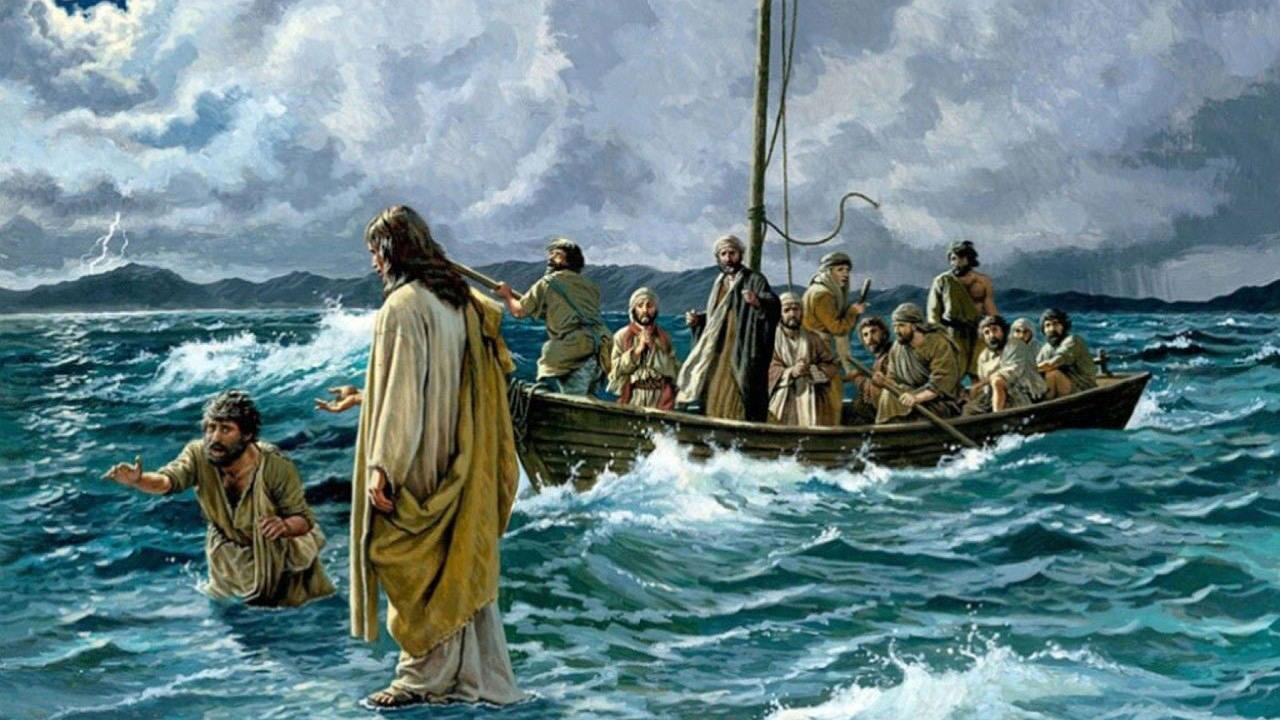 Repintando la Fe cristiana