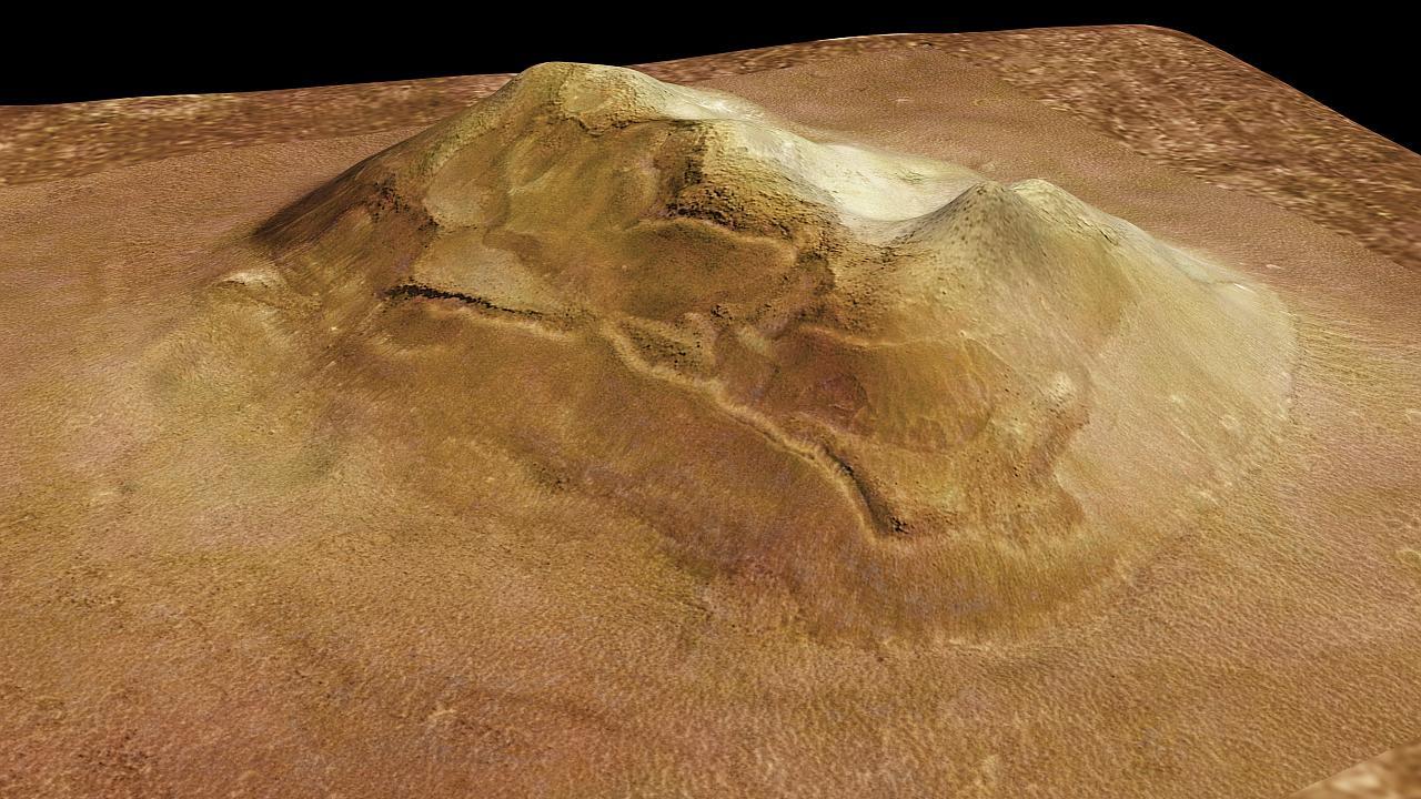 Resuelto el enigma de la Cara de Marte