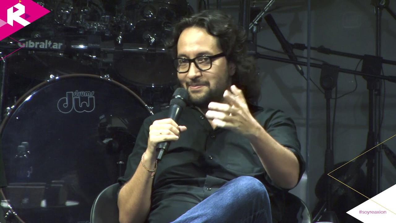 Santiago Benavides, Iván Pirela y Alex Chiang Charlando