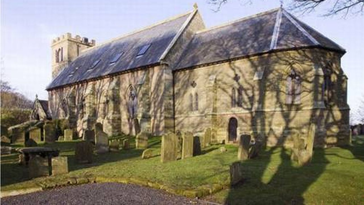 ¿Sería usted capaz de vivir en una iglesia?