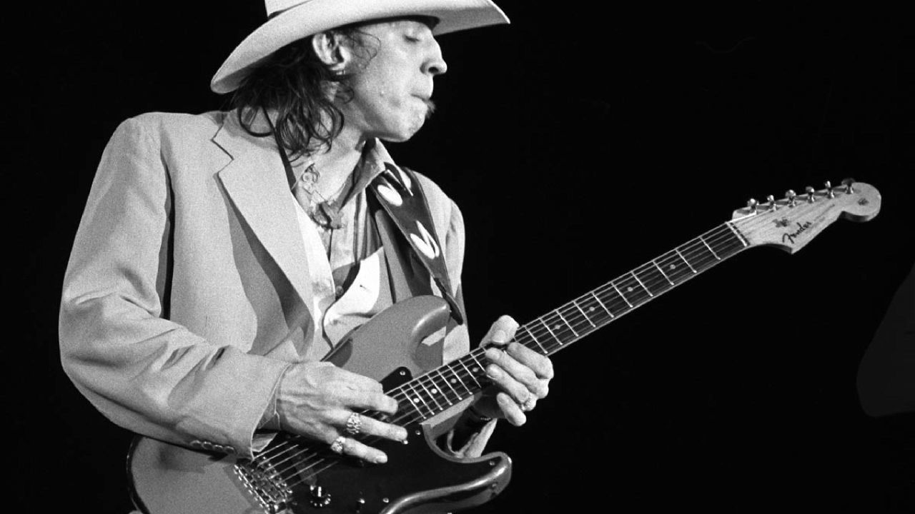 Stevie Ray Vaughan y el Blues de la Redención