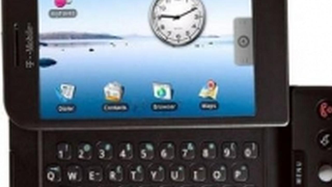 T-Mobile G1 el nuevo producto de Google