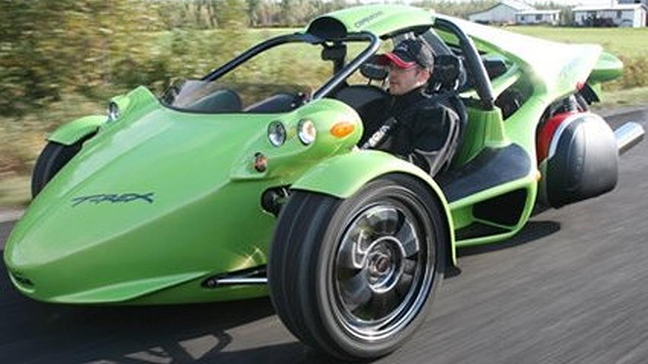 T REX: la super motocicleta del futuro