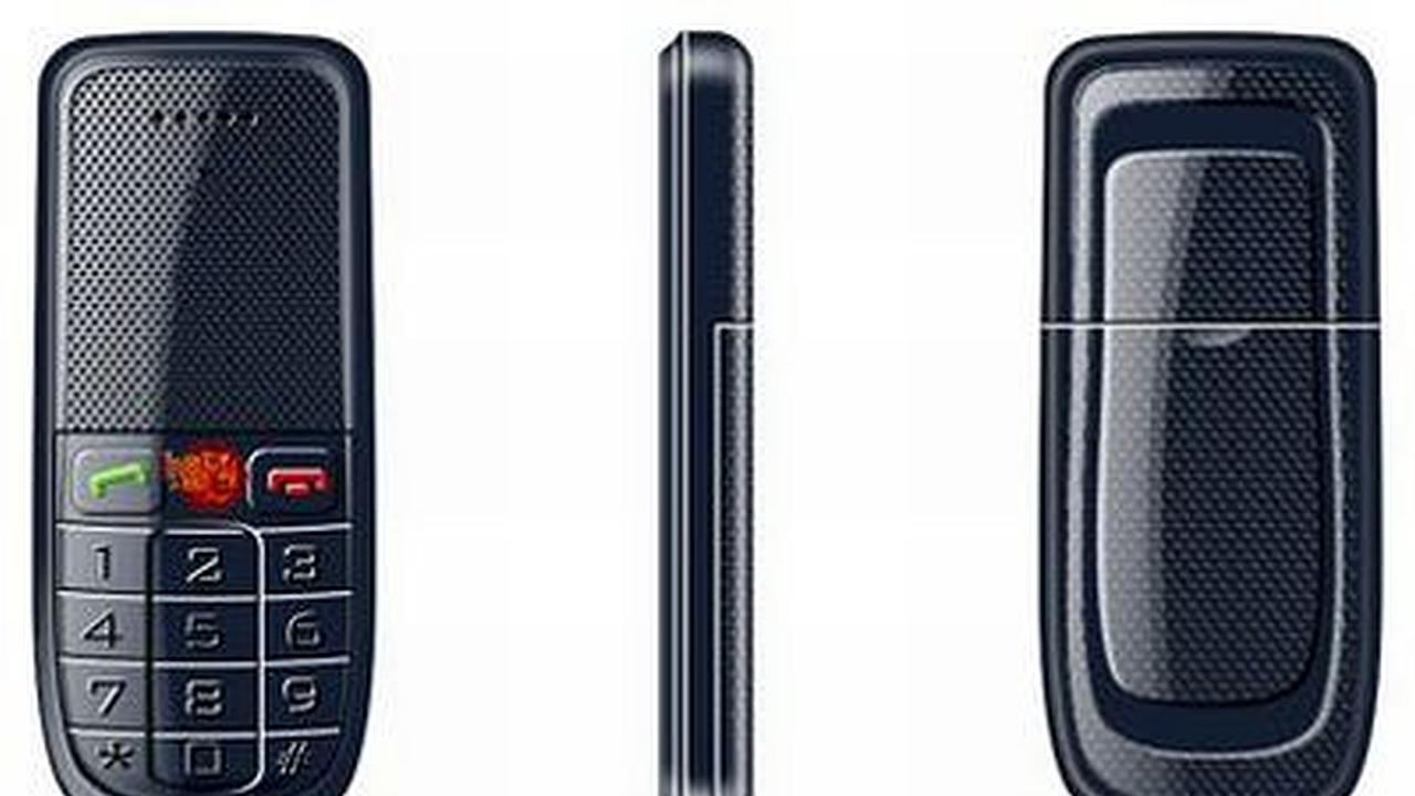 Teléfono celular sin pantalla por solo $10 dolares