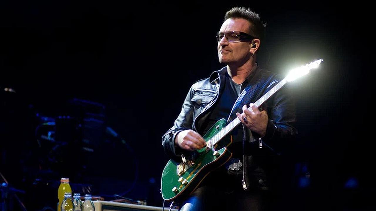 U2, los salmos y lo que llamamos música cristiana