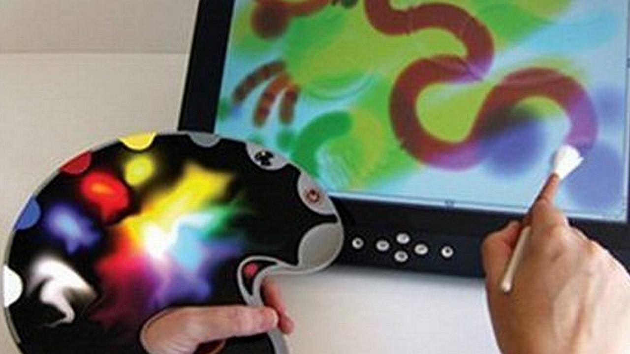 Virtuo: Tabla gráfica con gran realismo para pintar obras de arte