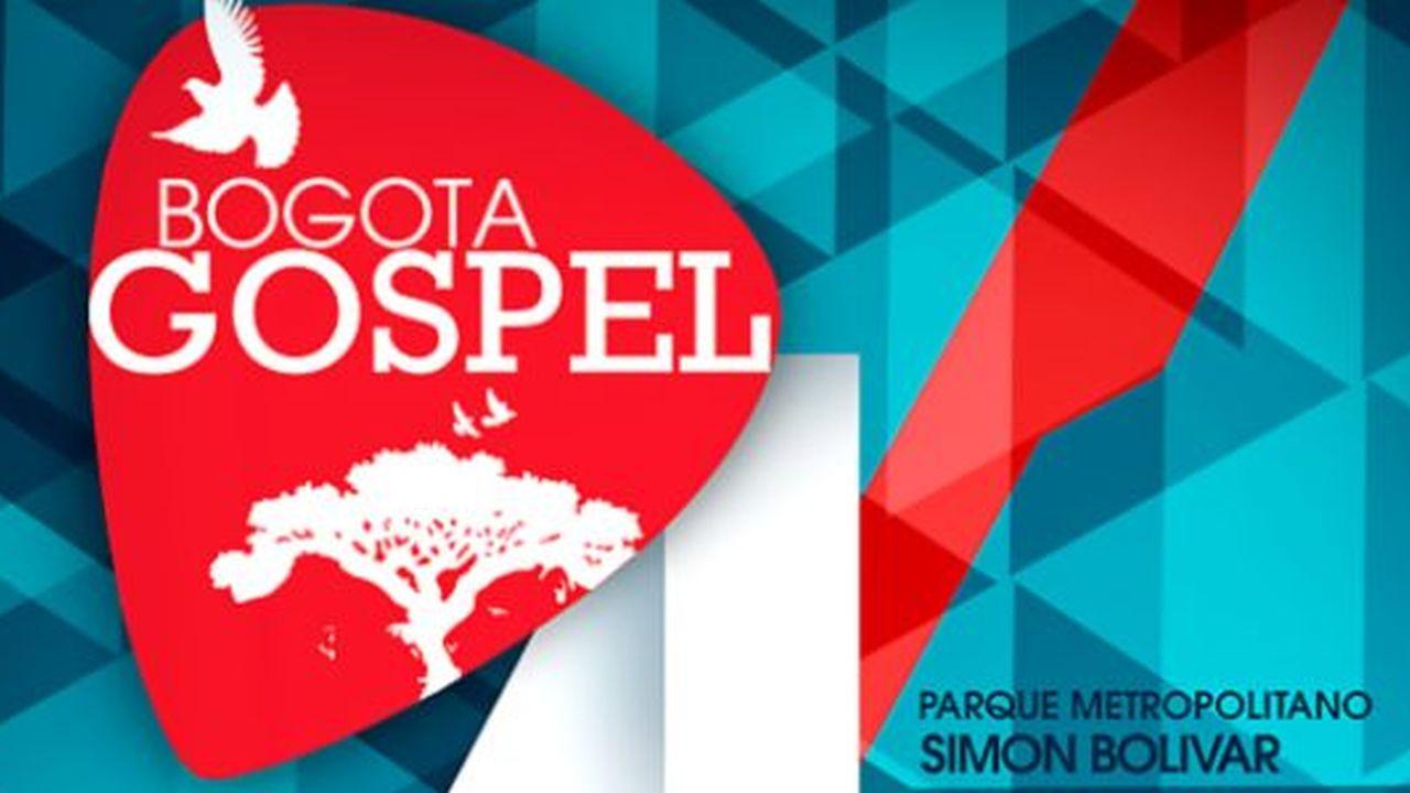 Zonaj en el Bogotá Gospel 2011