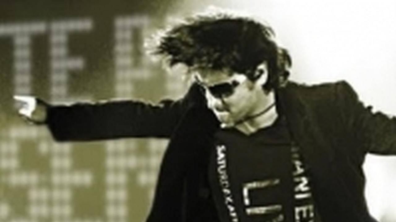 ZonaJ en el concierto de Alex Campos en Armenia