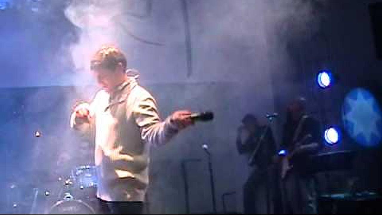 ZonaJ en el concierto de Marcos Vidal en Armenia 2011