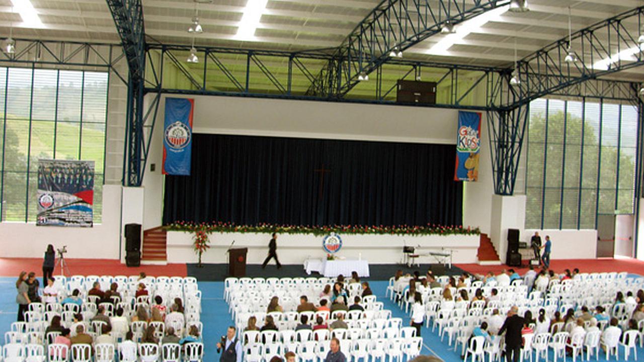 ZONAJ en la graduación 2011 del Colegio GI de Armenia