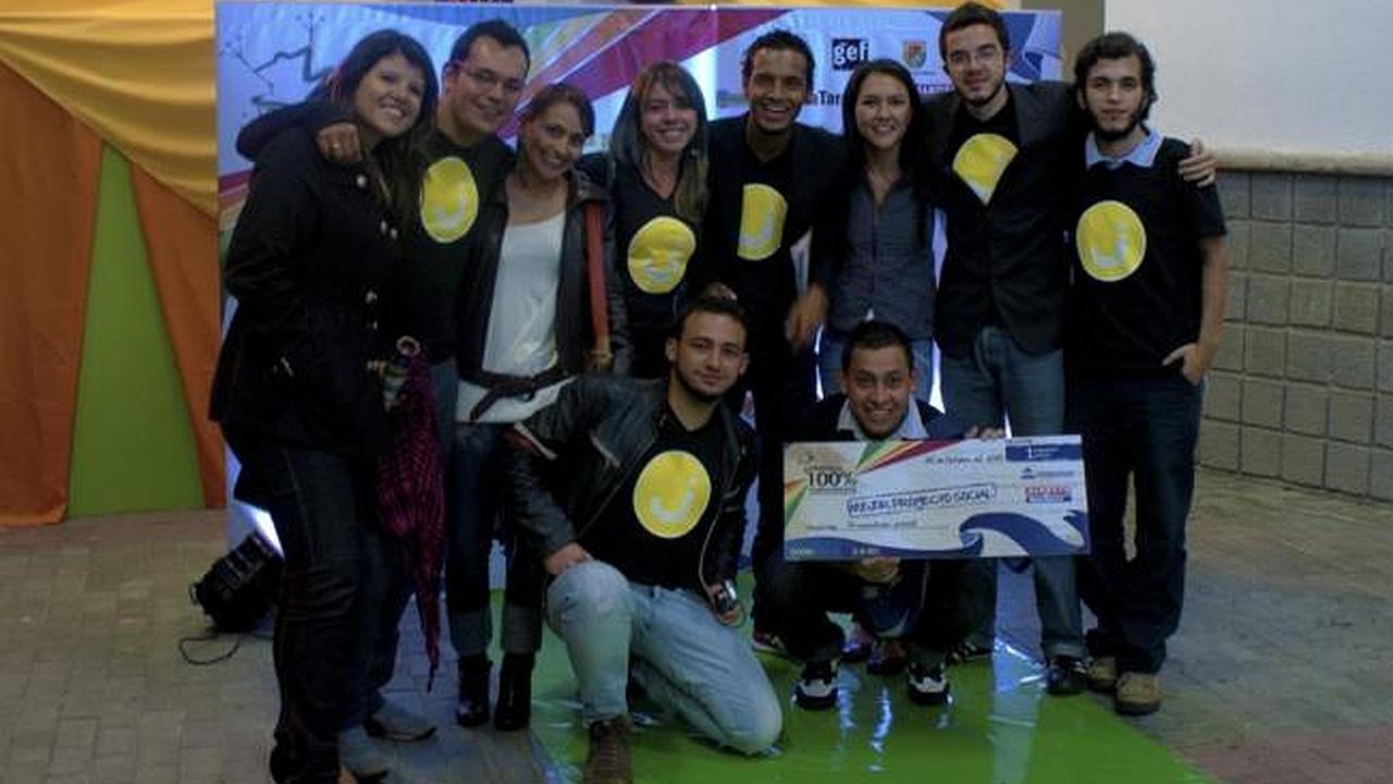ZonaJ ganadora del premio 100% Colombiano 2010