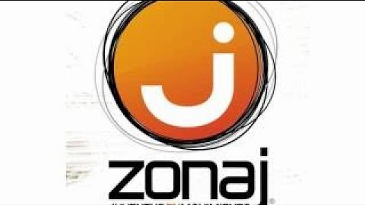 Zonaj en el Concierto de Lanzamiento de la banda colombiana Audiotónico