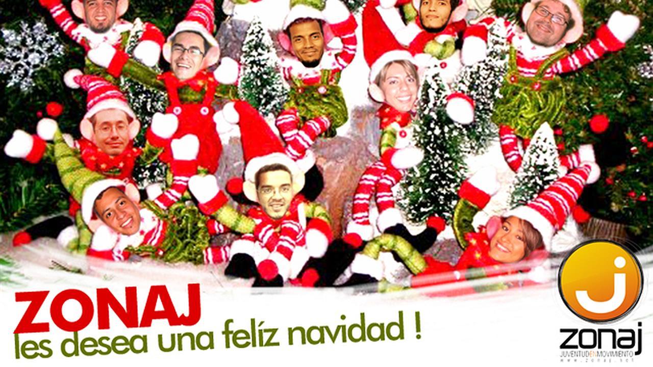 ¡ZonaJ les desea una Felíz Navidad 2010!
